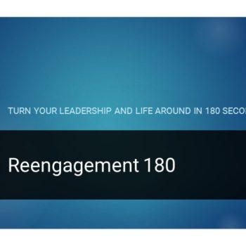 Reengagement 180 Cover Art